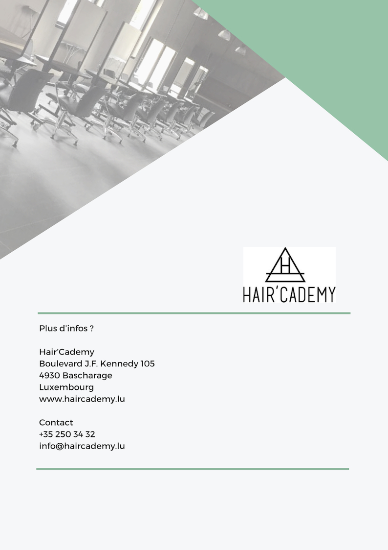 Haircademy Luxembourg 4
